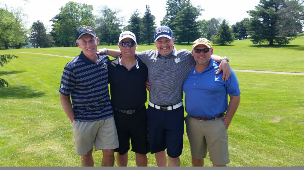 Winners from Swing for Autism