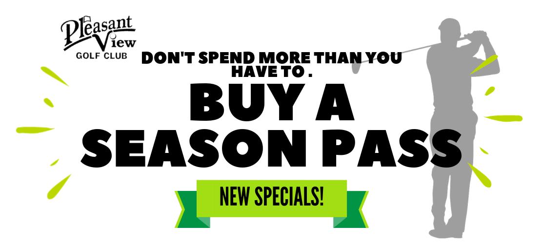 NEW Season Pass Specials!