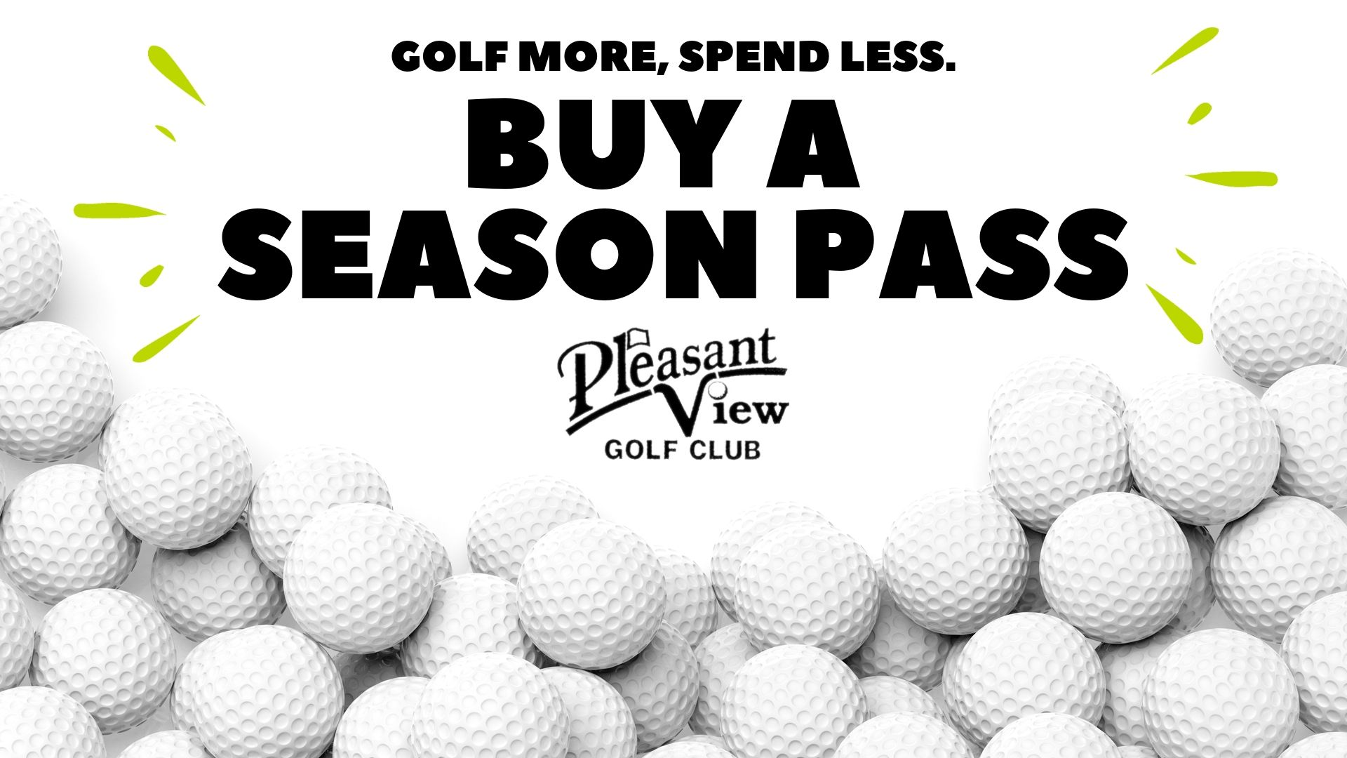 NOW is the time to buy a season pass!